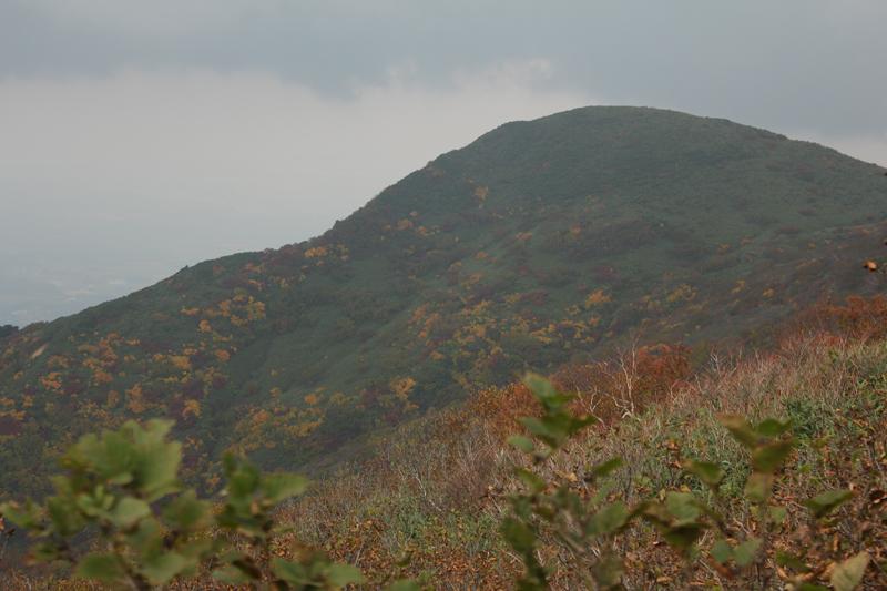 岩木山紅葉