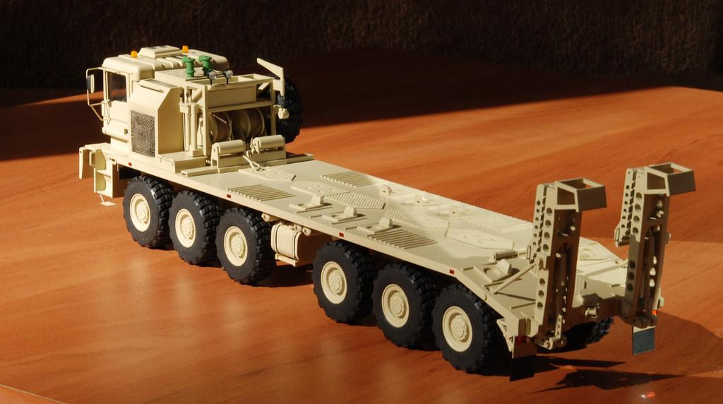 Exactly model Volat MZKT-79086 | Model truck MZKT-79086 ...