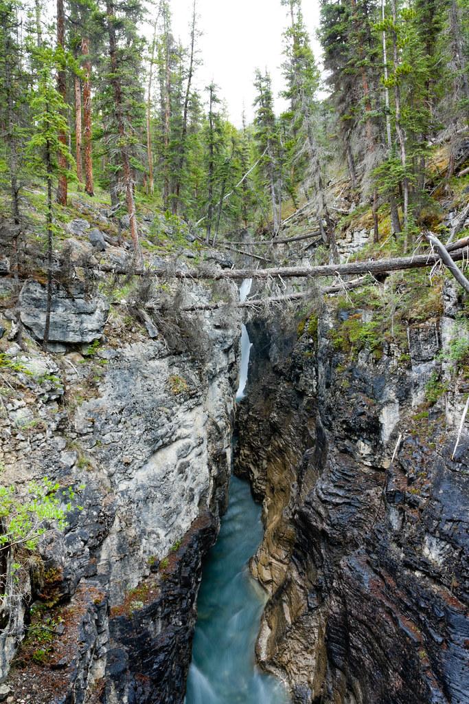 Waterfall on Beauty Creek
