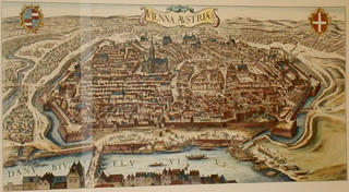 Vienna - Old Engraving (1617)