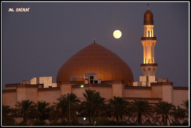 Lulwa Mosque - Kuwait       مسجد لولوة - الكويت