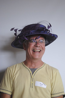 Even Fred gets to try a hat on   by thecrossway