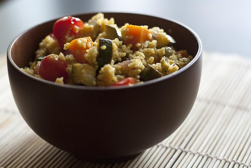 Couscous with vegetables | by Luca Nebuloni