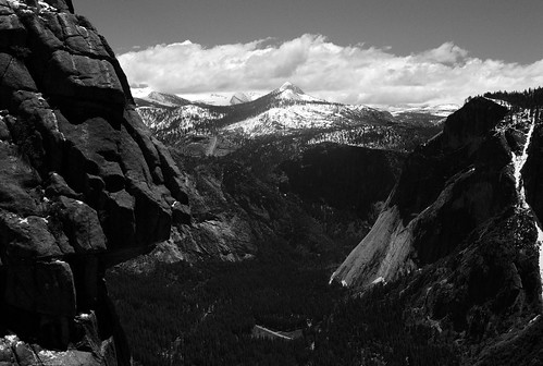 yosemite valley lookout | by amigadave