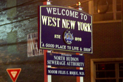 Welcome to West New York | by roboppy