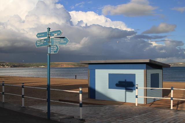 New Beach Huts