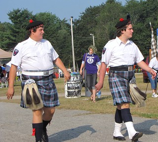 Maine Highland Games 2011