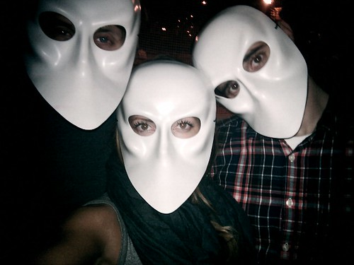 Sleep No More with @xtianbovine @dens | by Chelsa Skees