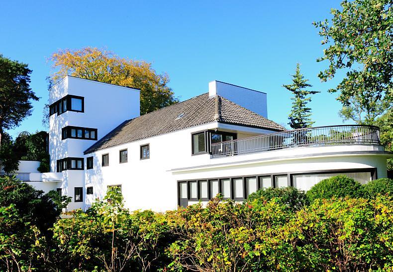 1231 Hamburger Architektur Landhaus Michaelsen In Hambur