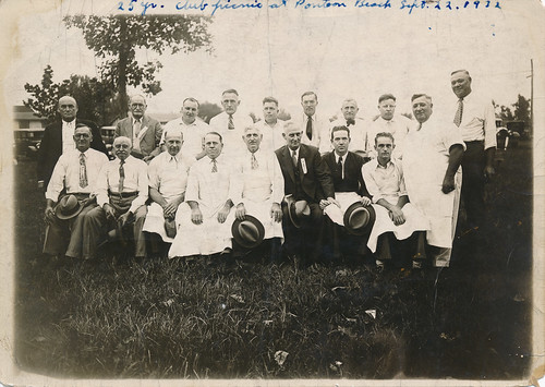 Granite City 25 Year Club picnic, 1932 | by Six Miles of Local History