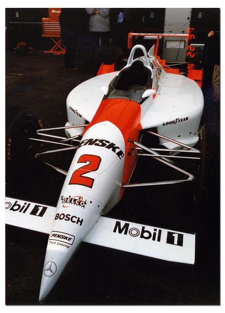 1996 Penske Mercedes PC25 Champcar. Goodwood Festival of ...