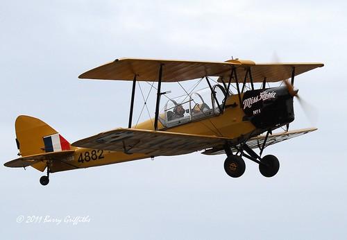 De Havilland DH.82 Tiger Moth - Members Albums - CombatACE
