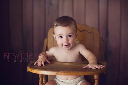 baby photographer sitting baby | by Bitsy Baby Photography [Rita]