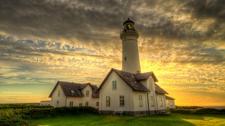 Hirtshals lighthouse, Denmark | by magnetismus