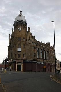 Prudhoe Street Mission, Westgate Hall, Corporation Street, Newcastle upon Tyne