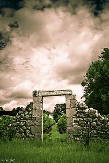 Porte sur Vigne