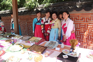 Royal Court and Aristocratic Family Food Festival 2011 | by KOREA.NET - Official page of the Republic of Korea