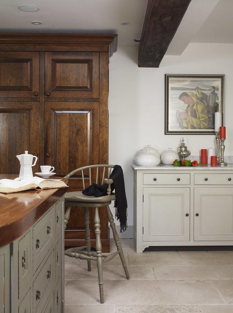 Chalon Unfitted Kitchen Small