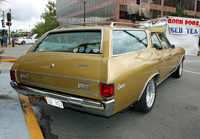 1970 Chevrolet Chevelle Concours Station Wagon (6 of 6)