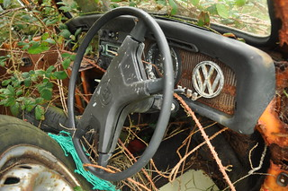 Steering wheel and dashboard | by Keith_Lowry