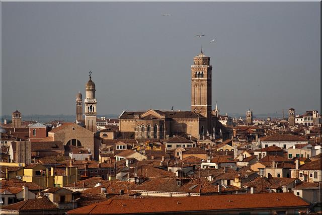 Campaniles di Venezia