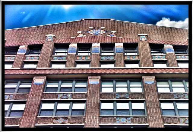 Franklin Building ~ Chicago IL ~ Printers Row