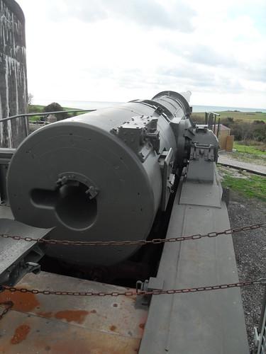 Railway Gun - Breach