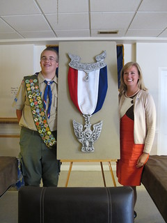 29647 Mark Noble Eagle Scout Ceremony   by bsabarnowl