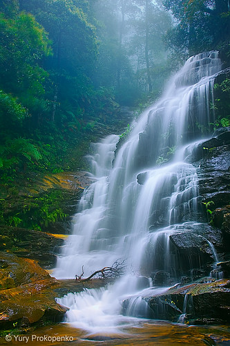 Waterfall :: Sylvia Falls | by -yury-