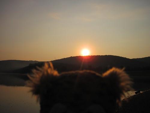park lake sunrise maryland resort merlin flintstone rockygap habeeb