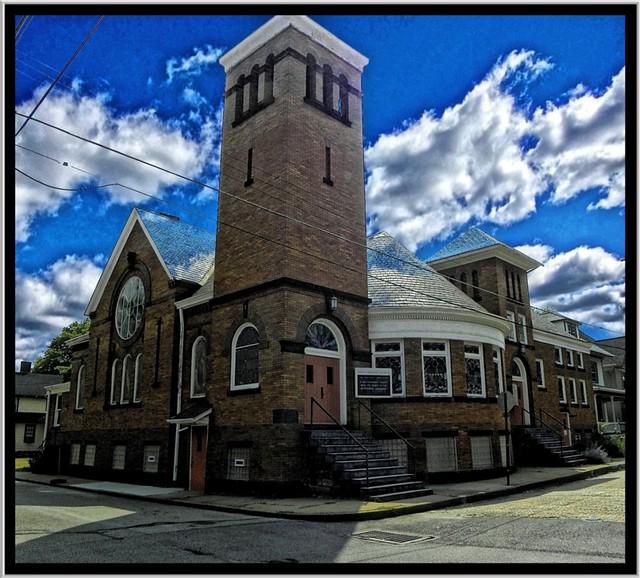 First Christian Church Beaver ~ Beaver PA