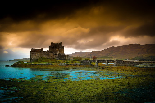 The Castle and The Storm (Explored #9) | by PeterYoung1.