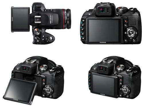 Fujifilm HS20EXR – Tilting LCD | by ** David Chin **