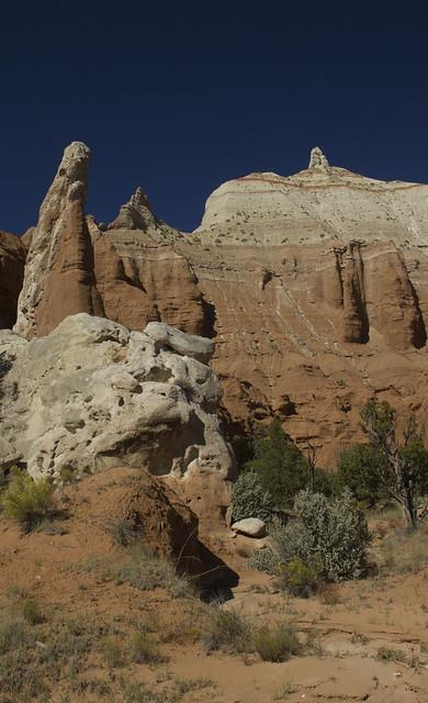 Nature Trail - Kodachrome Basin State Park, Utah