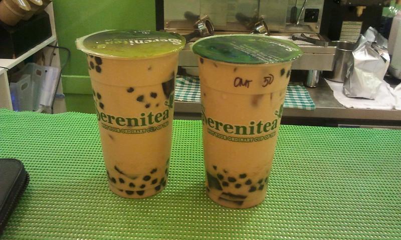 Milk Tea @ Serenitea