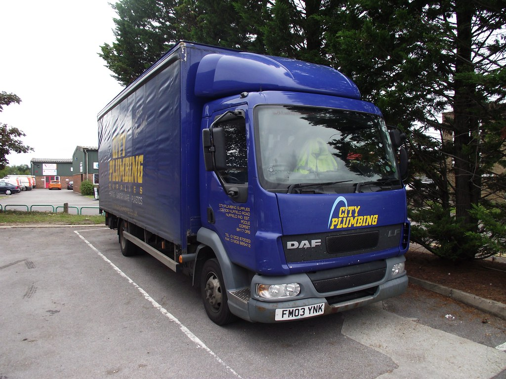 City Plumbing Supplies Fm03ynk At Poole On 7th Sept 2011 Flickr