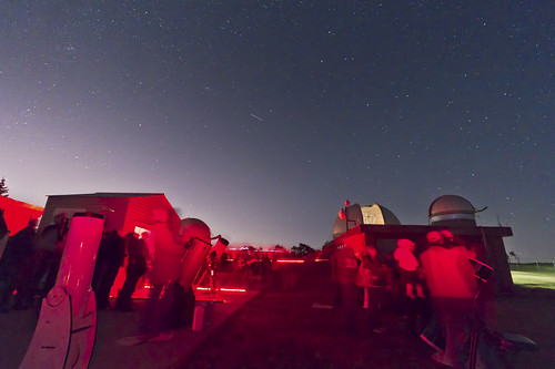 Rothney Observatory Open House (Sept 17, 2011) #3