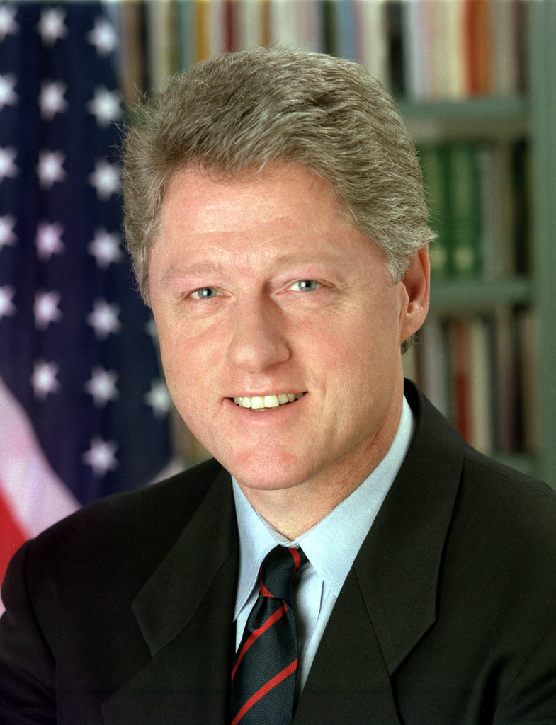 42 - Bill Clinton - Jeopardy | President William J. Clinton | Flickr
