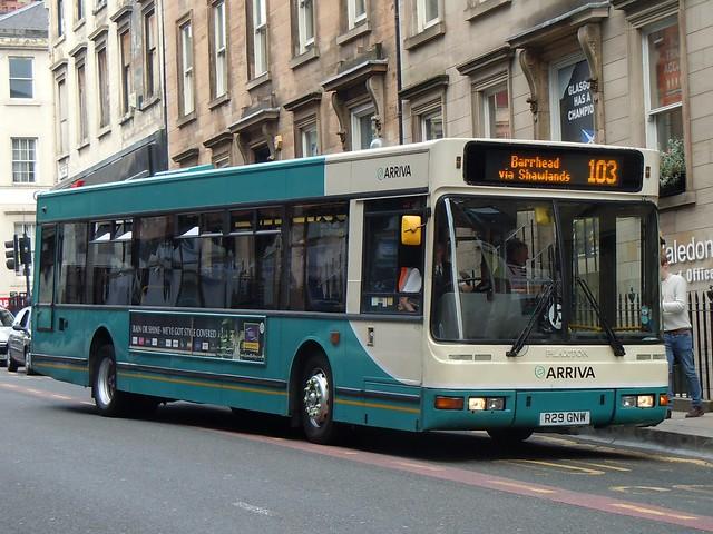 Arriva Scotland West - R29 GNW (439)