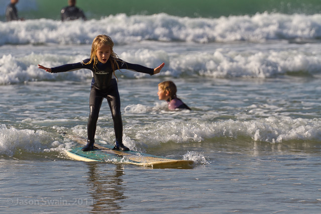 Learning to Surf #1