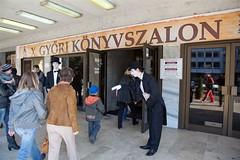 2010. november 6. 11:49 - Győri Könyvszalon
