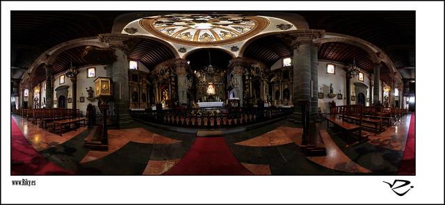 :: Basílica de Nuestra Señora del Pino II 360º ::