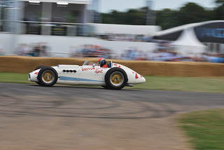 GOODWOOD FESTIVAL OF SPEED SUNDAY 03.07.2011 PIC 428