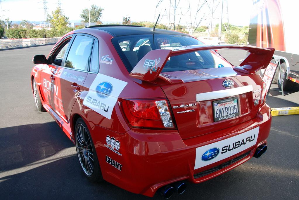 Born To Race Cars Subaru Interior