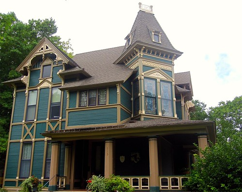 A.E. Stockwell House (1882) | by chicagogeek