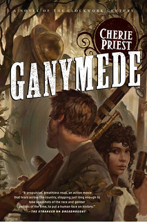 Ganymede_cov_REV | by Cherie Priest