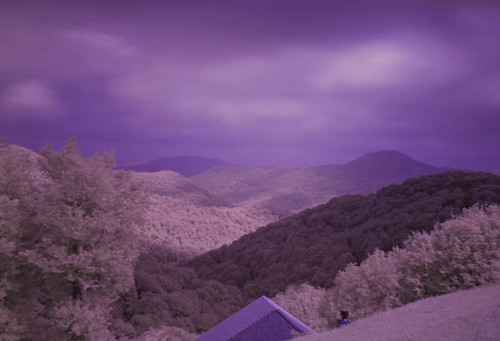 mountain nature landscape ir nc tn tennessee northcarolina smokey infrared appalachian blueridge baldmountain hoya appalachianmountains infraredphotography eoskissx4 canoneos550d eos550d canoneosrebelt2i rebelt2i canoneoskissx4 eosrebelt2i