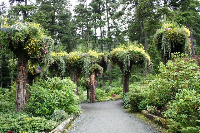 glacier gardens in juneau