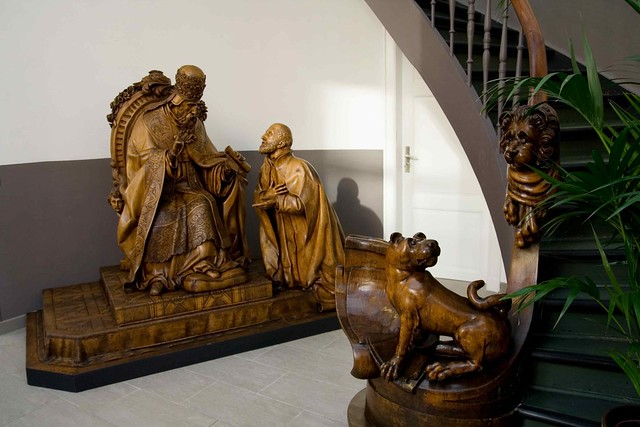 175 jaar Sint-Barbara: tentoonstelling