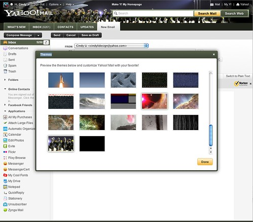 Yahoo! Mail theme: Army.mil Airborne: picker | by cindyli